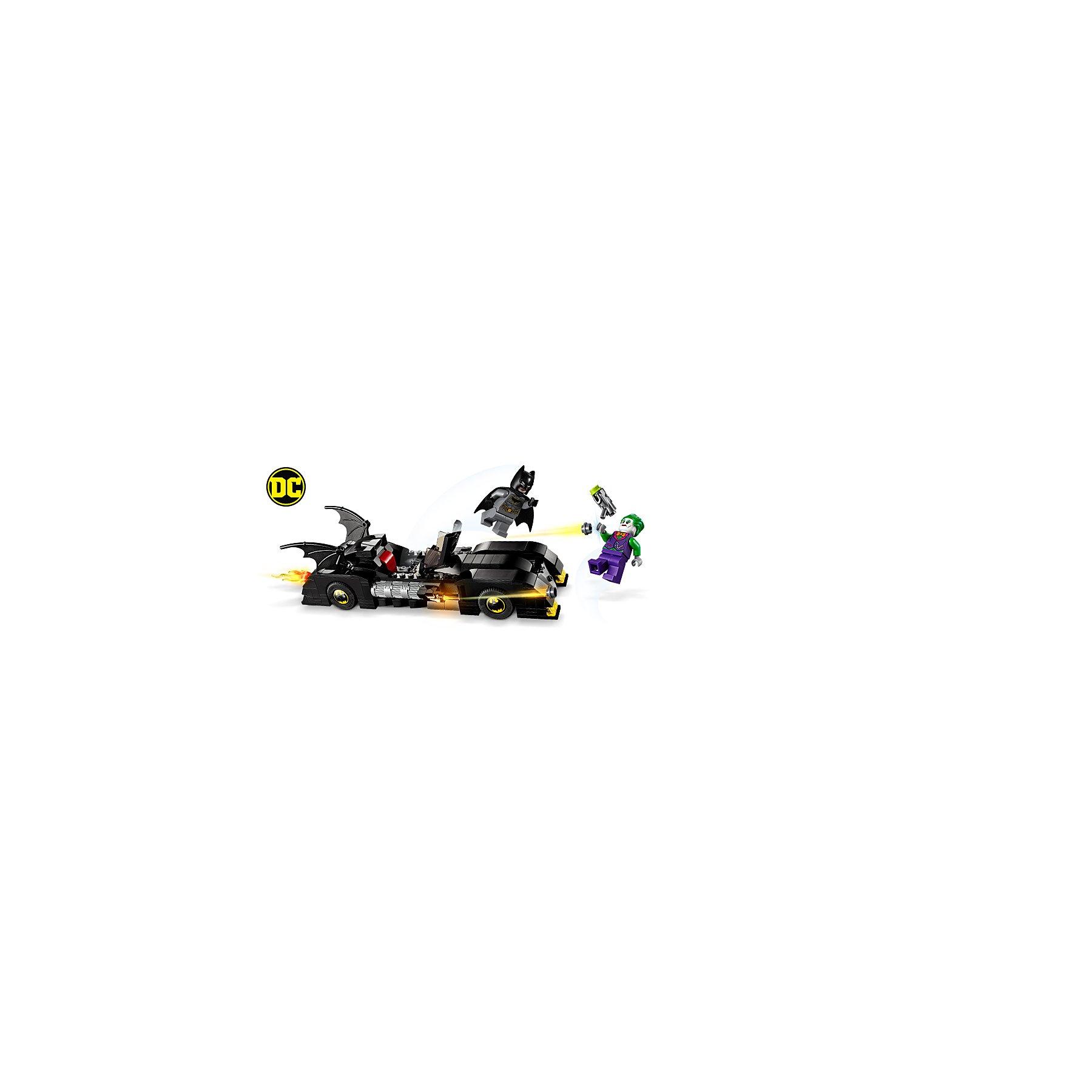 LEGO DC Comics - 76119 - Batmobile: Pursuit of The Joker