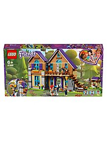 Lego Friends Lego Toys Character George At Asda