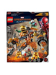 Lego Superheroes Lego Toys Character George At Asda