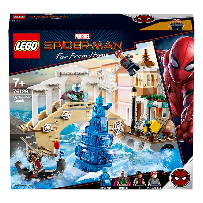 designer fashion f997c b4848 LEGO Marvel Super Heroes - 76129 - Hydro-Man Attack   Toys ...