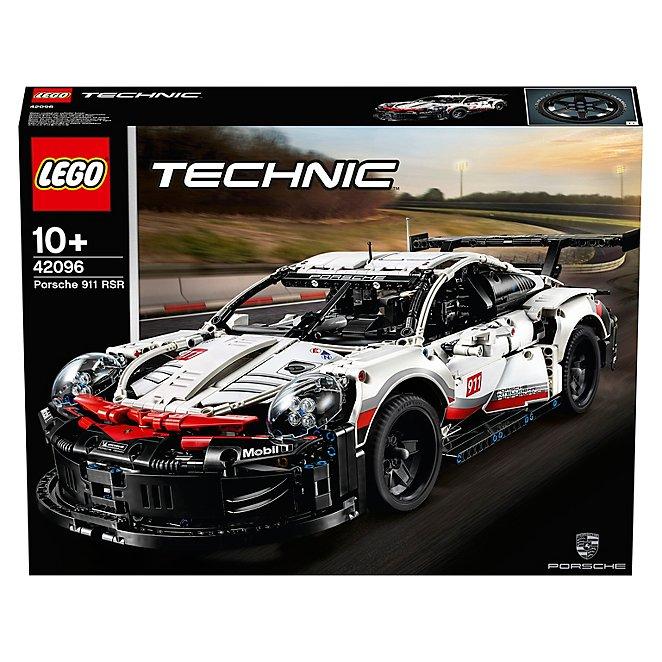 Lego Technic 42096 Porsche 911 Rsr Toys Character George