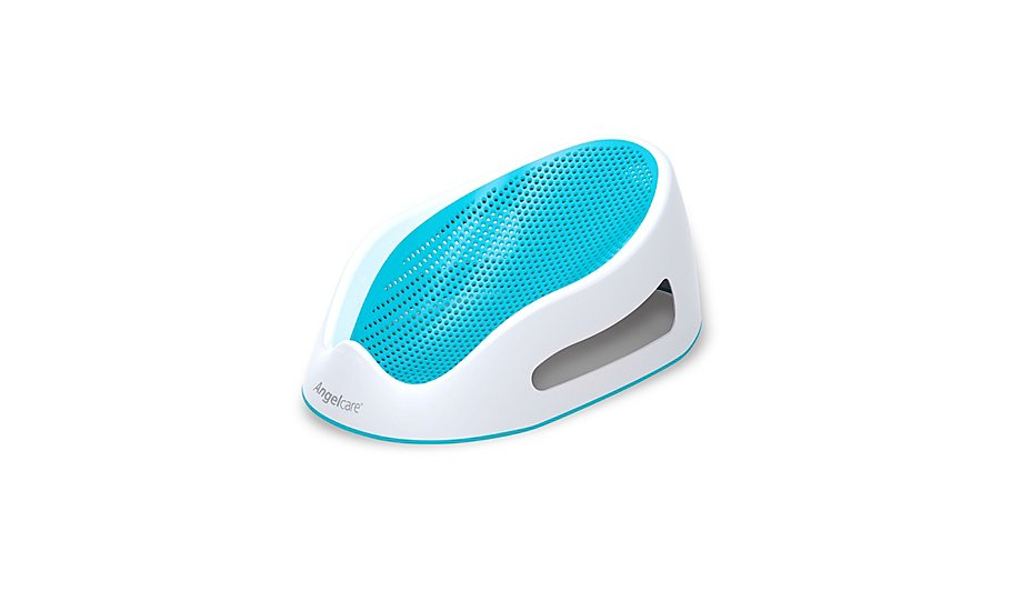 Angelcare Soft Touch Baby Bath Support - Aqua | Baby | George at ASDA