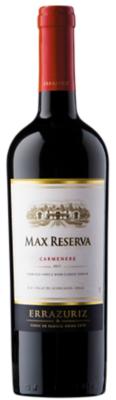 Max Reserva Carmenere Errazuriz 2014