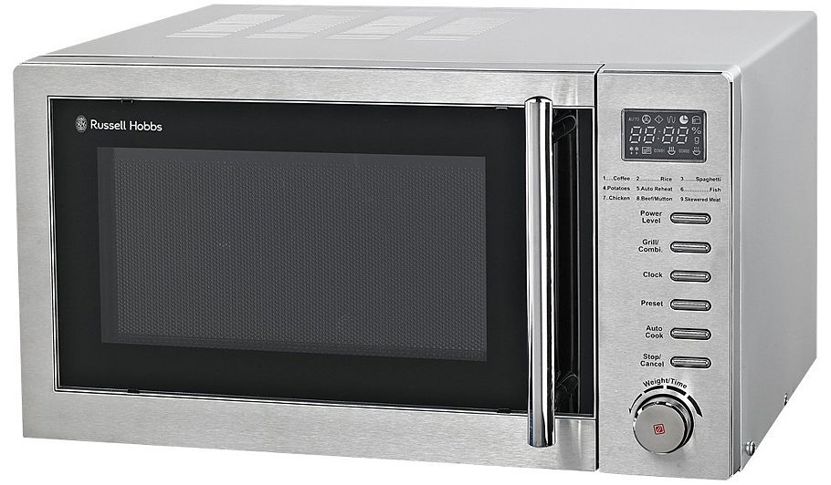 Russell Hobbs RHM2031 20L 800W Microwave with Grill - Stainless ...