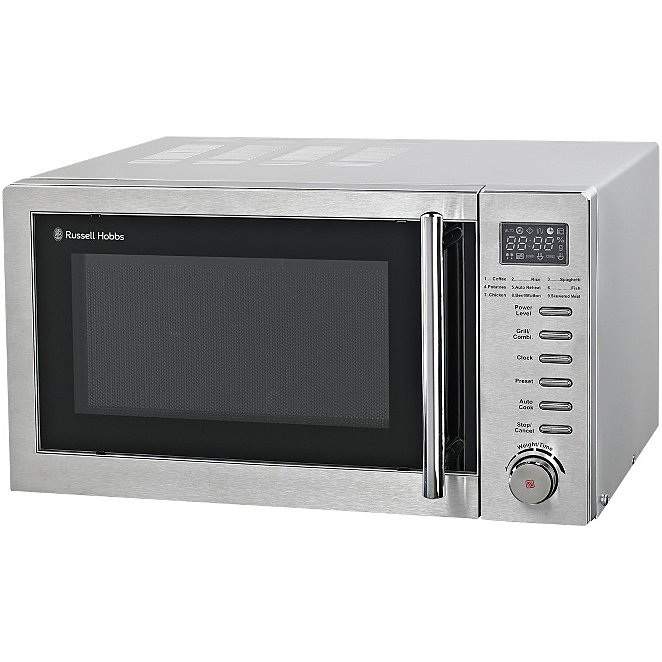 Stainless Steel Microwaves with Grill