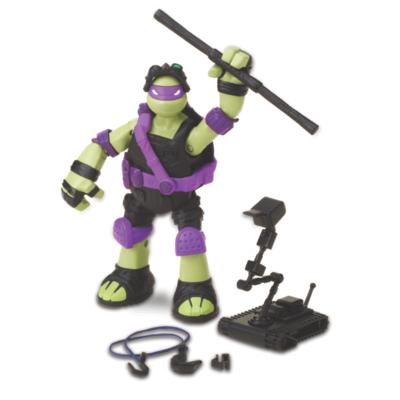 TMNT Action Figure  Stealth Tech Don