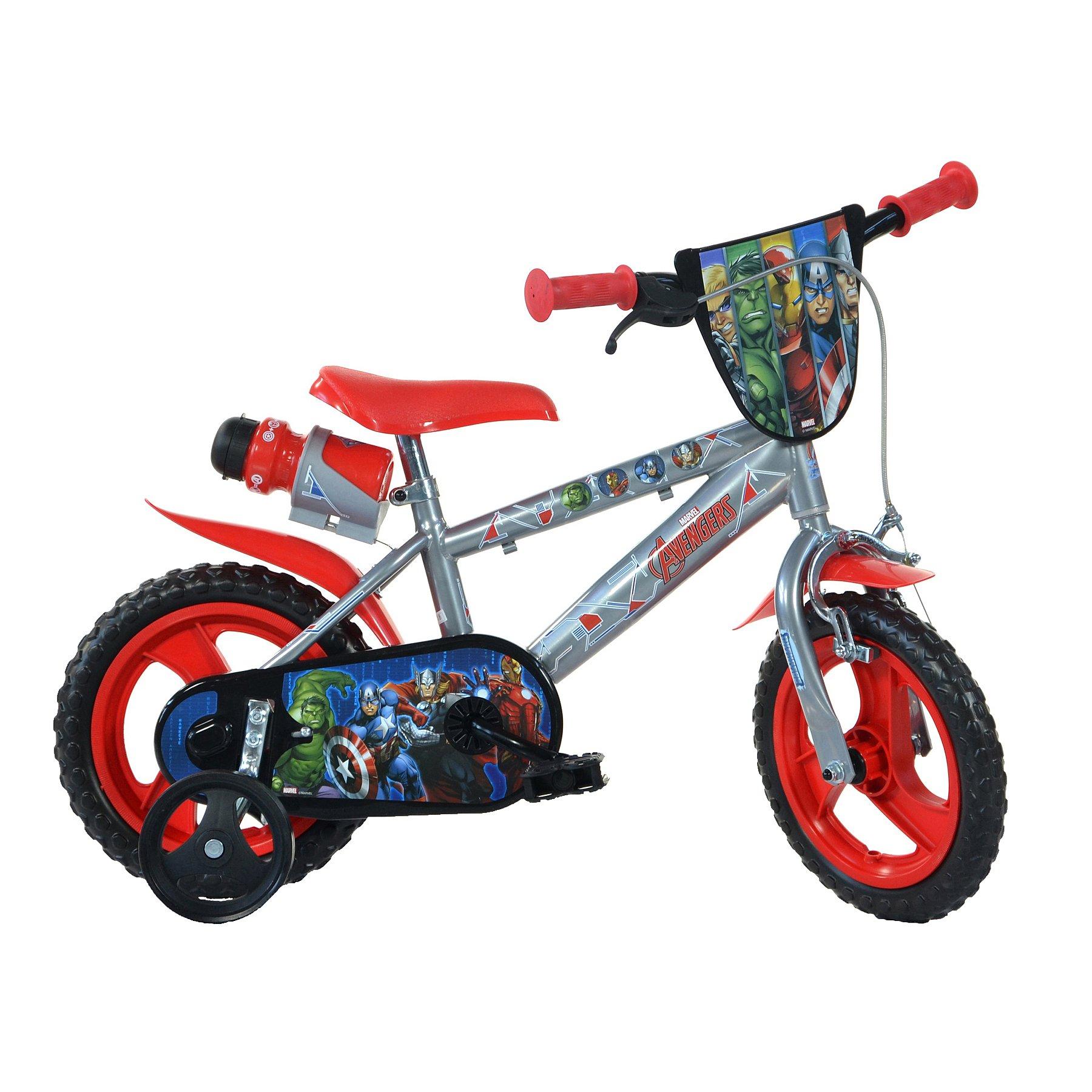 14c09d85c5aa9 Dino Bikes Avengers 12 inch Bicycle