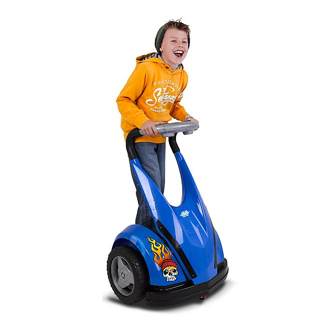 Dareway Revolution Electric Ride On Blue Toys Character George