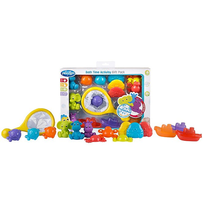 Playgro Bath Time Activity Gift Pack