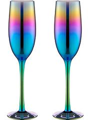16 Piece Iridescent Cutlery Set Home Amp Garden George