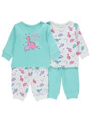 824f817066db Baby Girls Sleepsuits   Pyjamas