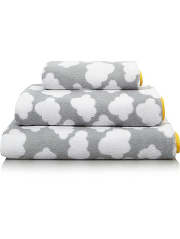 grey towels bath mats home garden george at asda. Black Bedroom Furniture Sets. Home Design Ideas