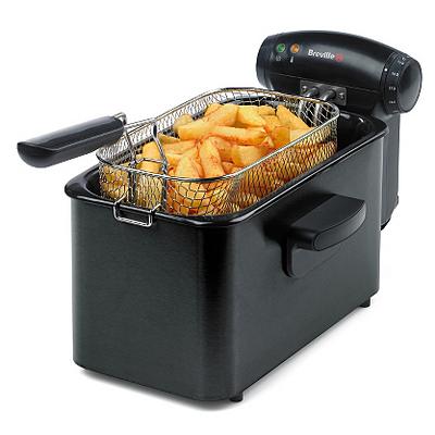 Breville Stainless Steel Professional Fryer VDF112