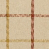 Harvest Woven Herringbone Window Pane