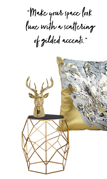 Shop luxe-looking accessories and glamorous pieces from our Modern Opulence collection at George.com