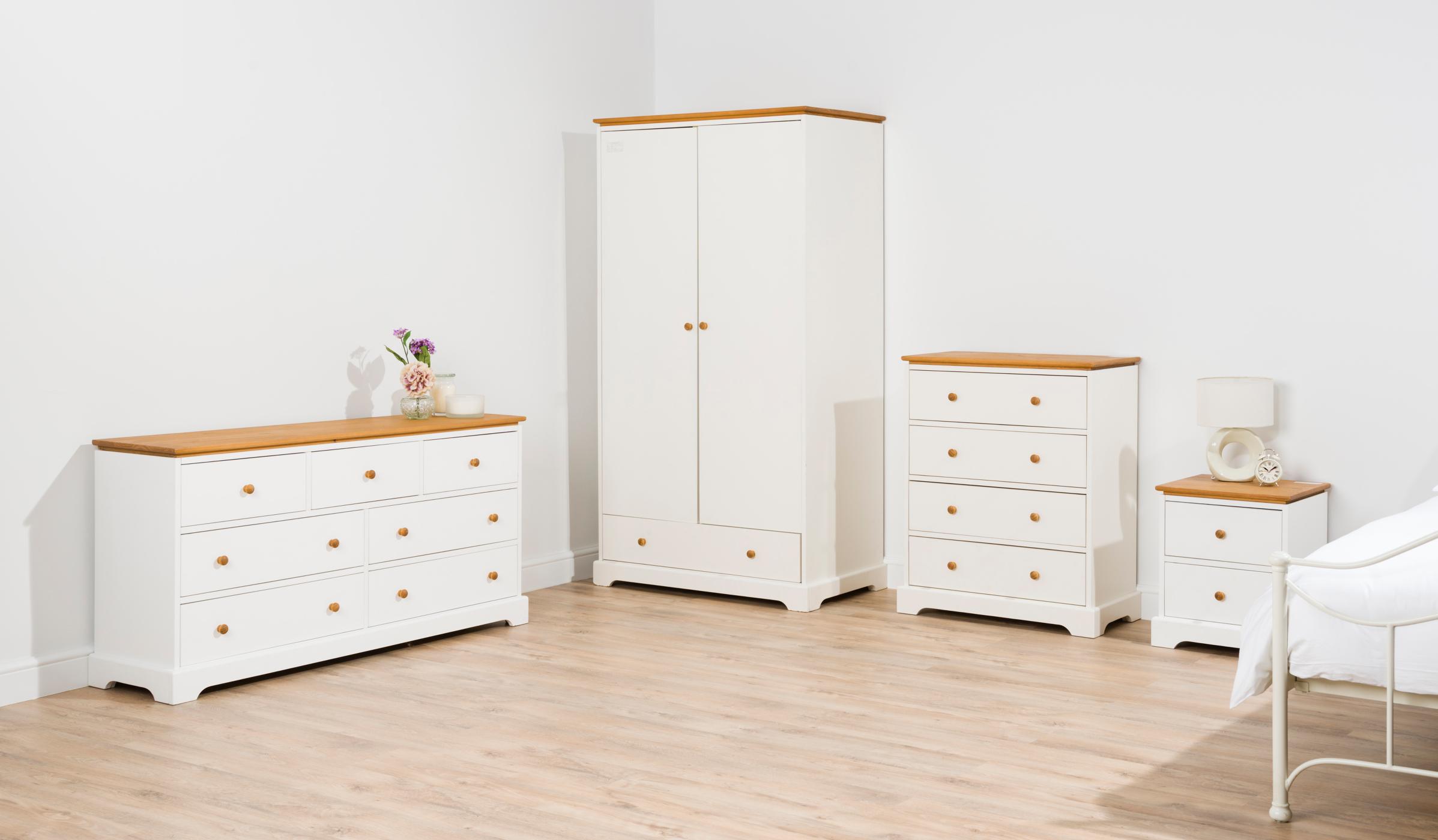 gilmore bedroom furniture range - two tone | bedroom | george at asda