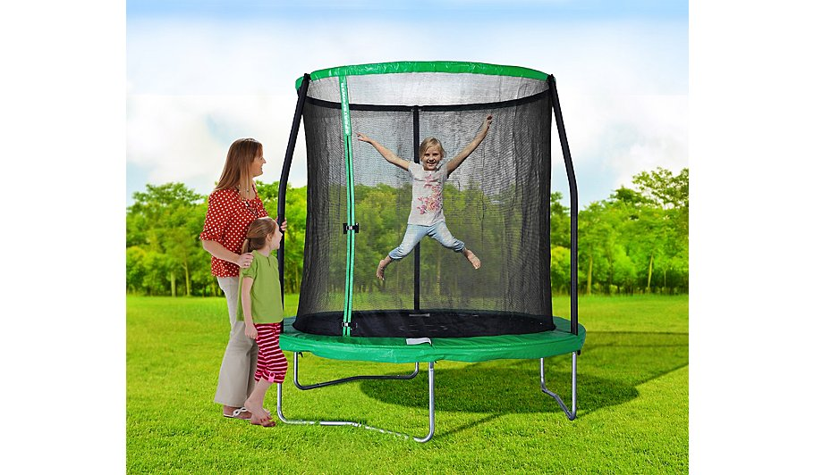 Sportspower Pro 8ft Trampoline George