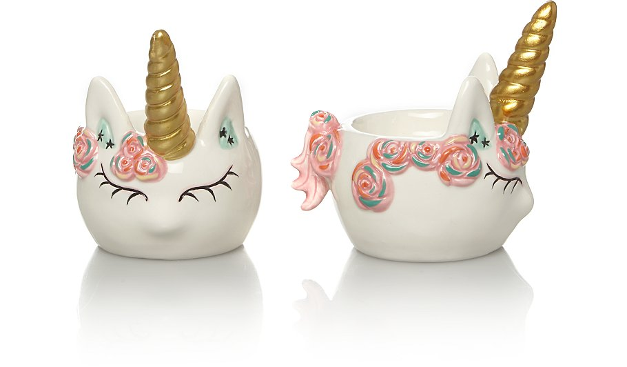 Unicorn Head Tealight Holders 2 Pack Features In Our Lanterns Candle Collection