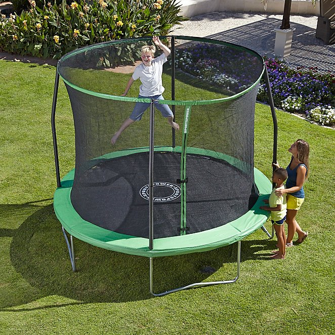 Sportspower Pro 10FT Trampoline with enclosure