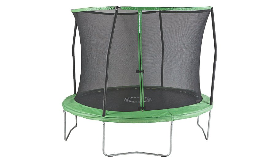 Sportspower Pro 10ft Trampoline George