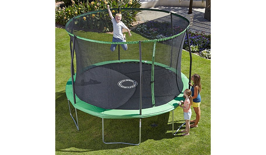 Image result for Outdoor trampoline 3.0m 10ft