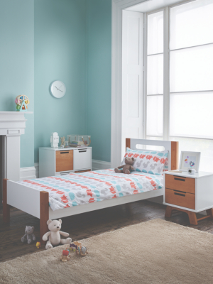 Alfie Single Bed White Kids Beds George at ASDA