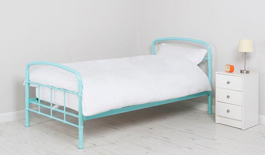 Webster Bed - Teal