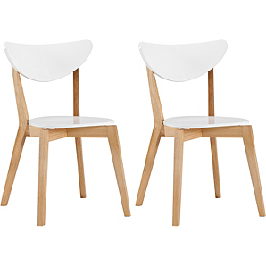Brooklyn Pair Of Dining Chairs