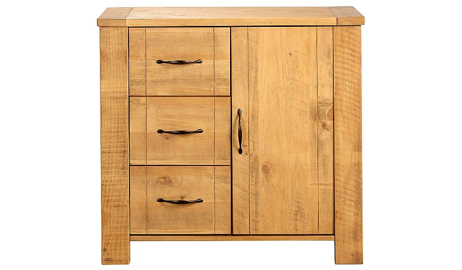 Luthor Small Sideboard Pine