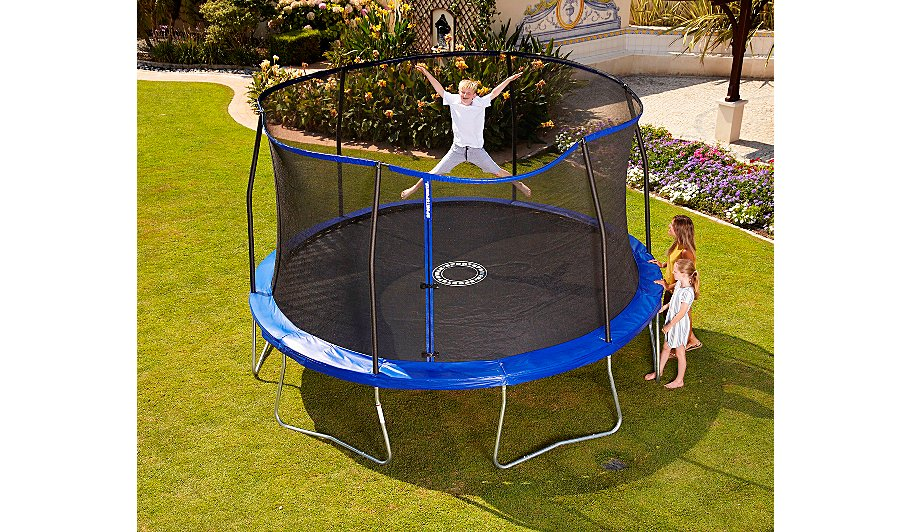 Sportspower Premium 14ft Trampoline And Accessory Pack George