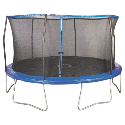 -Hide details  sc 1 st  George - Asda & Sportspower Premium 14FT Trampoline and Accessory Pack | George