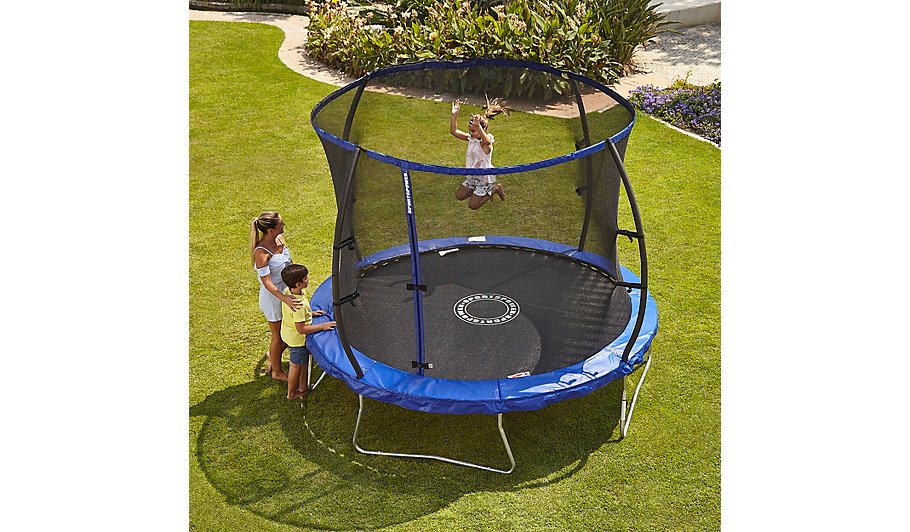 Sportspower Premium 10ft Bounce Bowl Trampoline George
