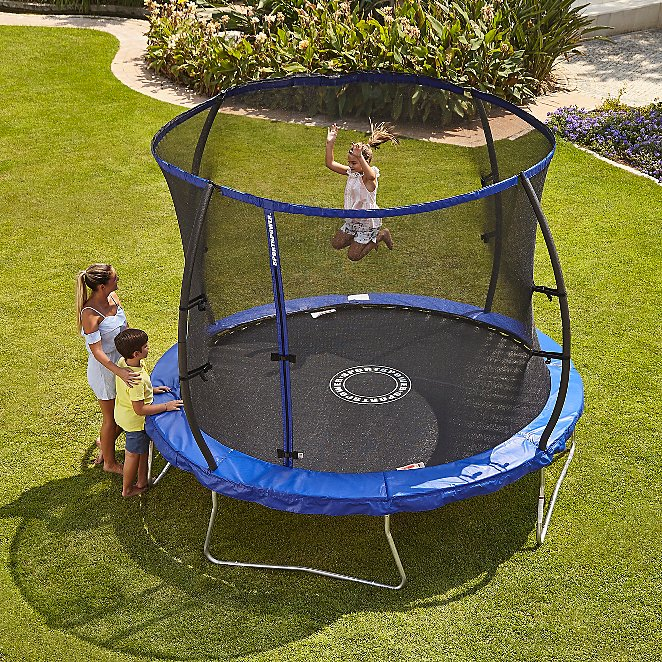 Sportspower Premium 10FT Bounce Bowl Trampoline | George