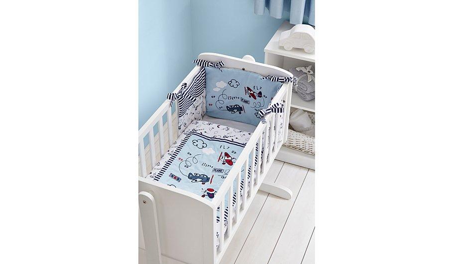 Up Away Crib Bedding Bundle