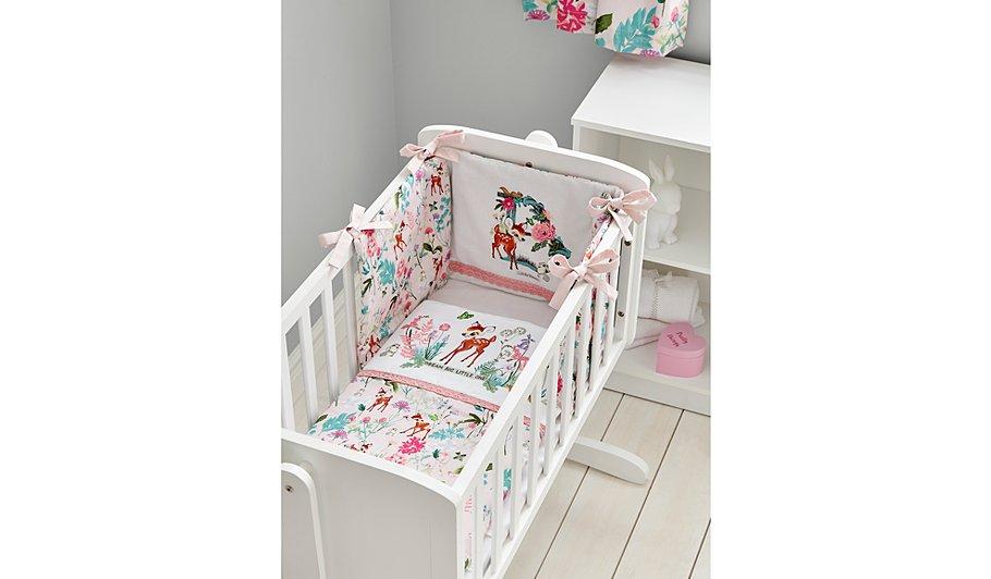 Disney Bambi Crib Bedding Bundle