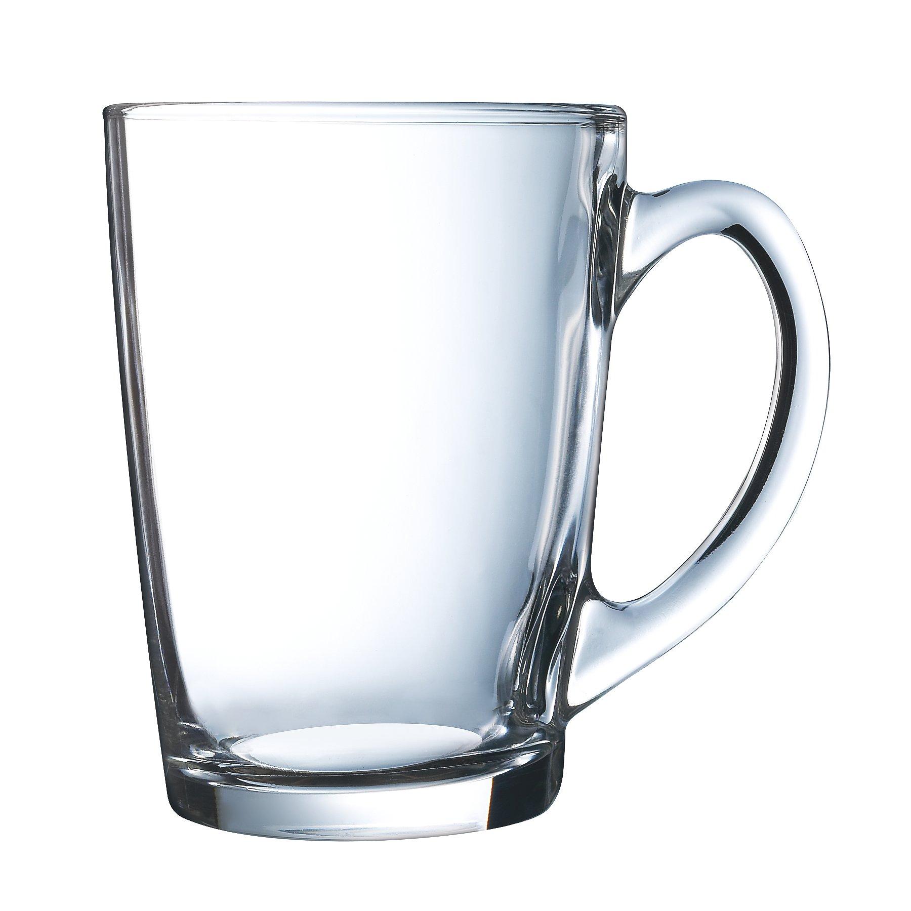 Café Latte Glass Set of 4