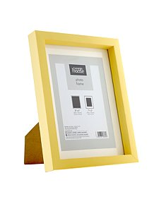 4f98763e061 Yellow Box Frame 8x6inch 2 Pack