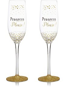 529a8ea86a87 Prosecco Glass - 2-pack
