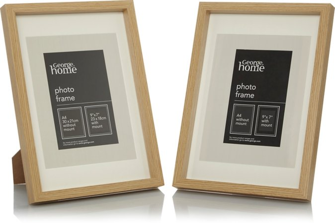 Wooden Photo Frame Range