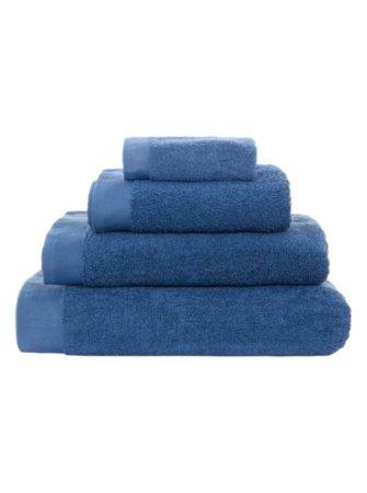 100% Cotton Towel Range - Blue