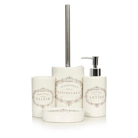 George Home Vintage Label Bath Accessories Range Bathroom