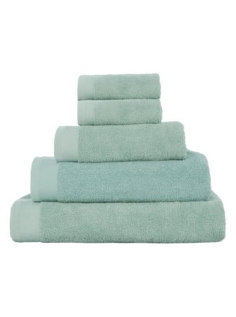George Home 100% Cotton Towel Range - Harbour Green