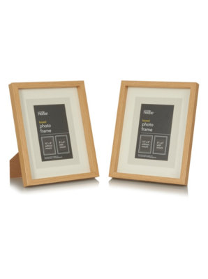 Perfect Boxed Frame   8 X 6 Inch (2 Pack)