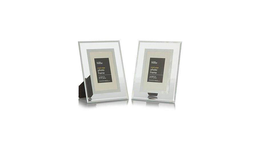 Asda Glass Picture Frame | secondtofirst.com
