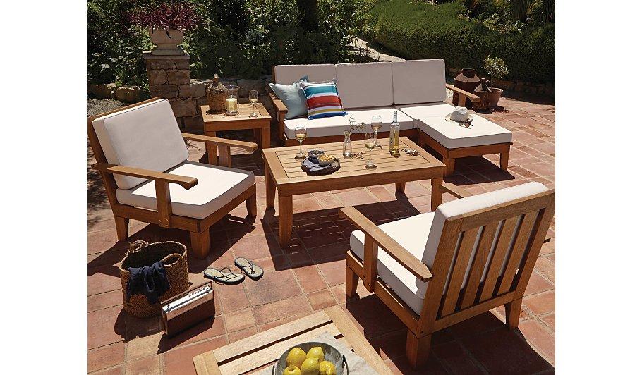 Sedona 7 Piece Classic Sofa Set