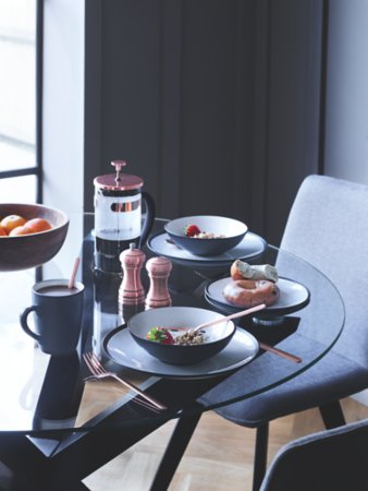 Copper & Monochrome Tableware