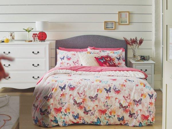 Lace Butterfly Bedroom Range