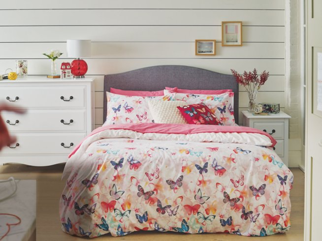 Lace Butterfly Bedroom Range