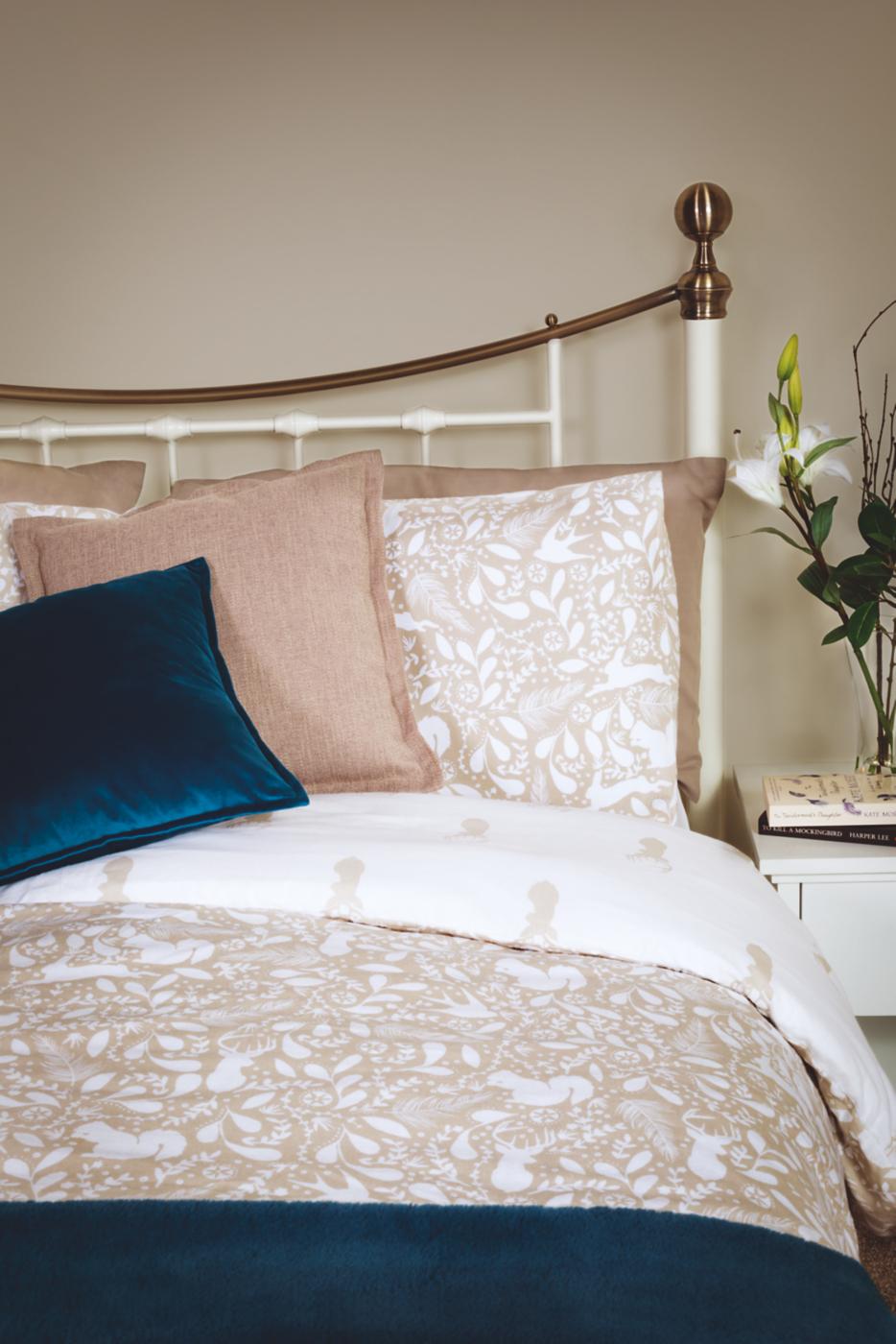 Brushed Cotton Bedroom Range Autumn Catalogue