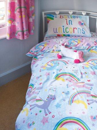 Unicorn Kids Bedroom Range